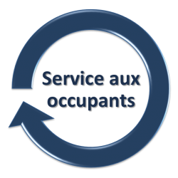 Service aux occupants - Geximm Solutions