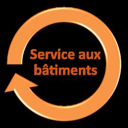 services aux batiments
